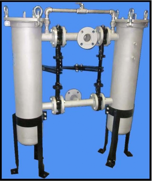 Duplex Bag Filter Assembly