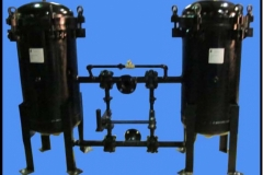 Mulit-Round Duplex Bag Filter Assembly