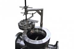 High Pressure Simplex Basket Strainer
