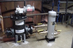 Bearing Water Filtration System