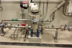Automatic Self-Cleaning Strainer @ BioFuel