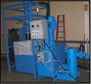 Abrasive Water Jet Cutting Filtration System