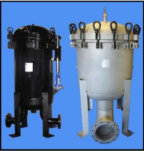 Multi Bag Filter Vessels