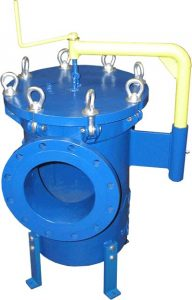 Cast Simplex Basket Strainer