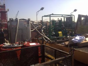 Oil flushing Equipment