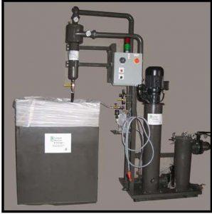 Abrasive Removal System