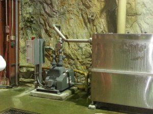 Sliding Shoe Pump Oily Water Sep