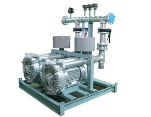 Duplex Blower Package