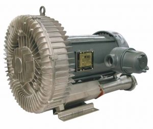 Nickel Plated Reg Blower with XP Motor