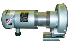 Reg Blower with Mag Drive