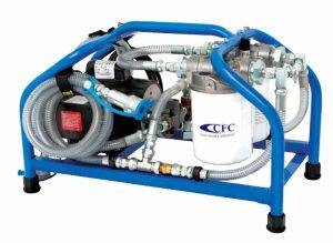 Drum Topper Portable Oil Filter