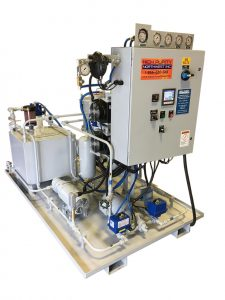 Small Batch Oil Purifier