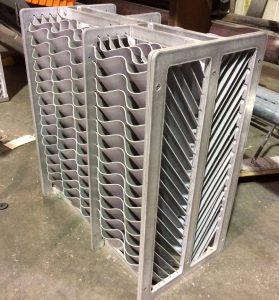 Corrugated Coalescing Media
