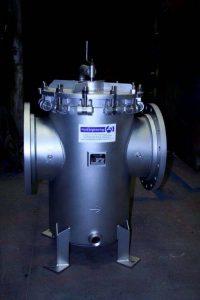 Super Duplex Ballast Water Strainer 1