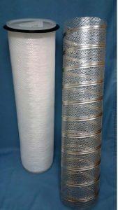 String Wound Bag Filter