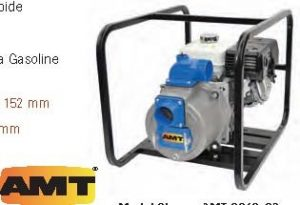 AMT PUMP Heavy Duty Self-Priming Engine Driven