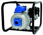 AMT PUMP General Purpose & Self-Priming Engine Driven Trash Pumps
