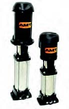 AMT PUMP Multistage Booster Pumps