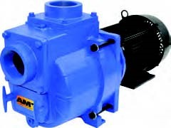 AMT PUMP Self¬Priming Sewage Trash Pumps