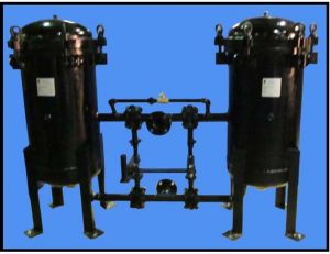 Multi Bag Filter Vessel Duplex