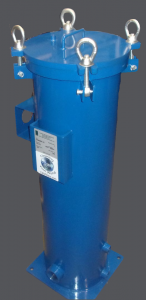 insulting oil filter vessel