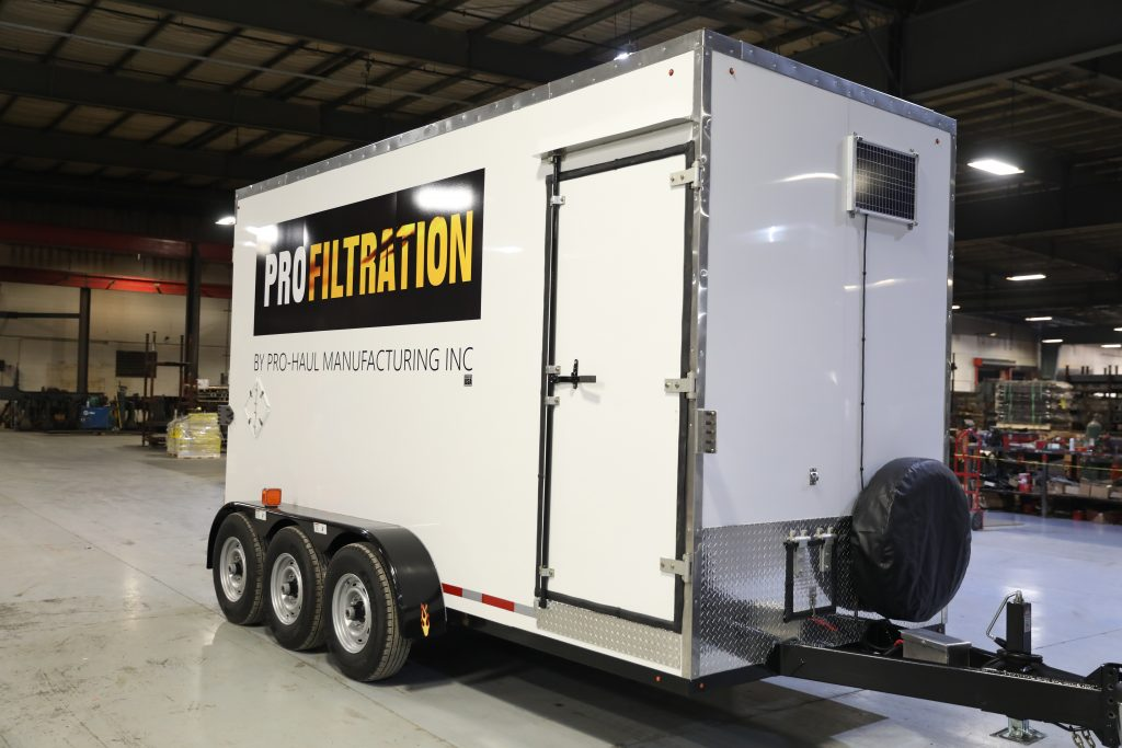 Pro-Filtration Trailers