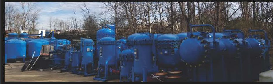Filter Vessels Filtration Services - scis