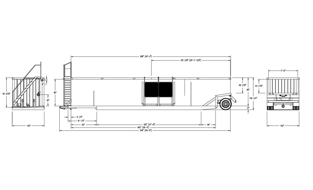 Frac Tank Oil Water Separator