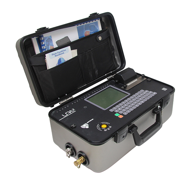 LPA-2 Laser Particle Counter