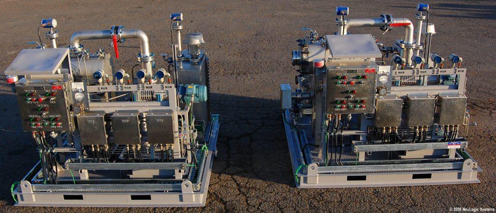Custom Vacuum Dehydrator