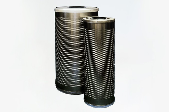 Radial Flow Activated Carbon