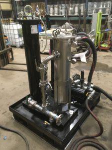 Kidney Loop Filtration System