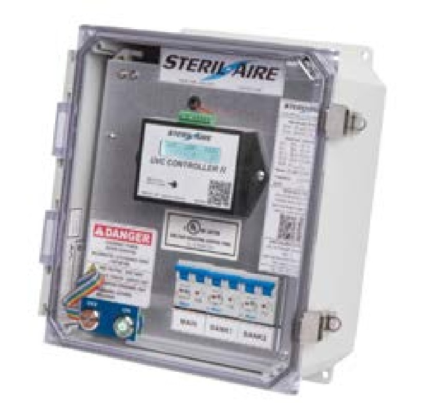 Steril-Aire UVC Indoor or Outdoor Controller II