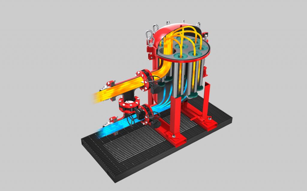 CSD 3D Interactive Filter