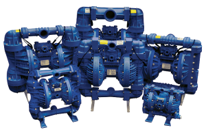 Pumps 2000 Blue Series