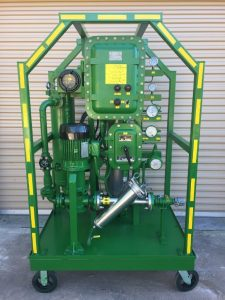 15 GPM Filtration System