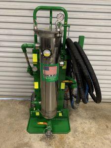 Oil Filtration Cart