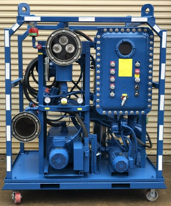Vacuum Oil Purifier