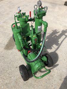 Fuel Filter Cart