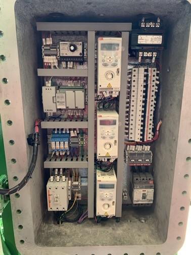 Modern Control Panel, NEMA 7